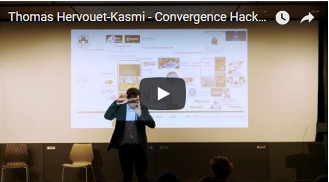Convergence Hacker et Activiste