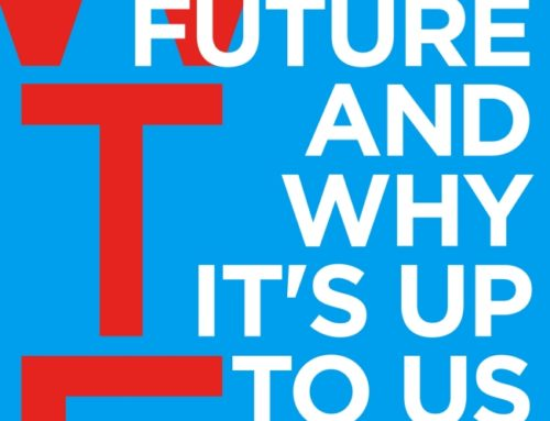 """Livre recommandé par InnoCherche – Tim O'REILLY """"What's the future and why it's up to us ?"""""""