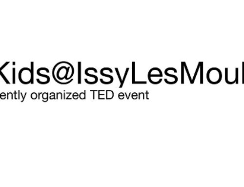TedxKids IssylesMoulineaux 2019 – Sortie Des Vidéos