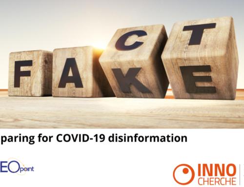 "Contenir l'infodémie"" de fake news COVID-19"
